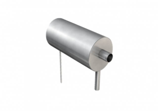 Cooled catalytic burners for various application