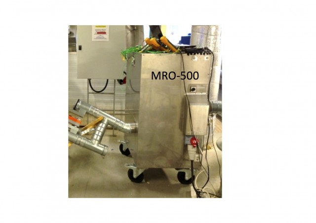 Field tests – odor abatement tests